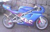 Sachs XTC-R 125