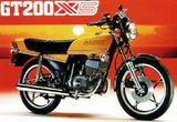 Suzuki GT 200/X 5 E