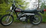 Harley-Davidson SX 250