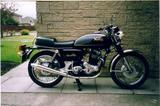 Norton Commando 850 Interstate