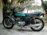 Kawasaki 400 S 3 Mach II